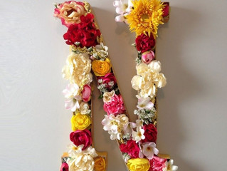 Floral Decorations Your Kids Will Love!
