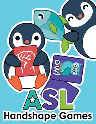 ASL Handshape Games