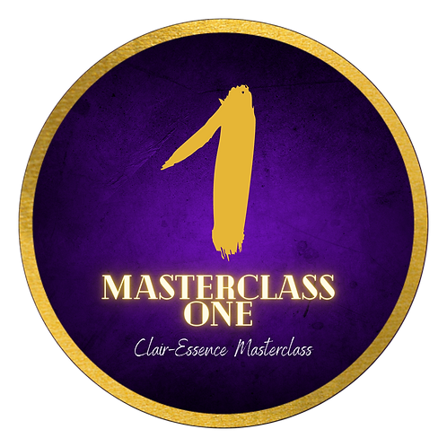 Clair-Essence: Living Intuitively: Masterclass ONE Access Pass