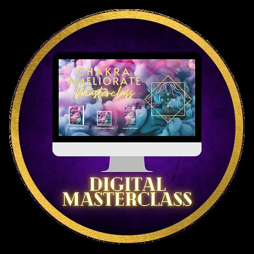 The Chakra Ameliorate Masterclass [Enrolment]