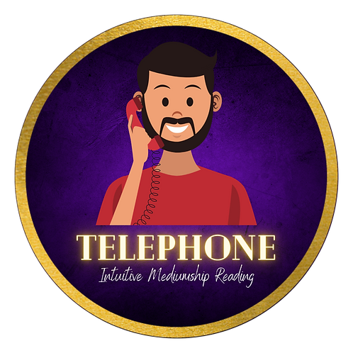 Intuitive Mediumship Reading (Telephone)