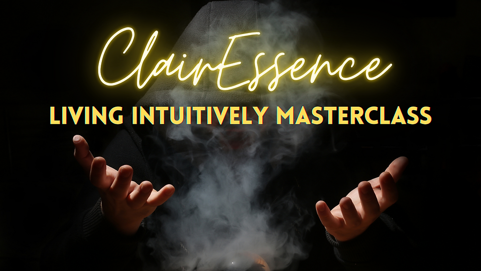Clair-Essence_ Living Intuitively Online