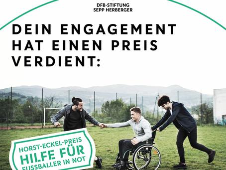 Aufruf für die Sepp-Herberger-Urkunden