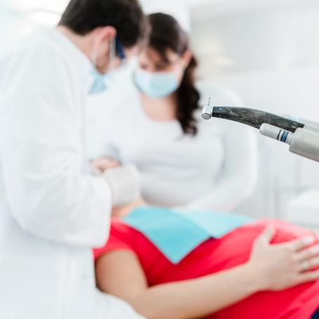 Лечение и профилактика зубов у беременных.