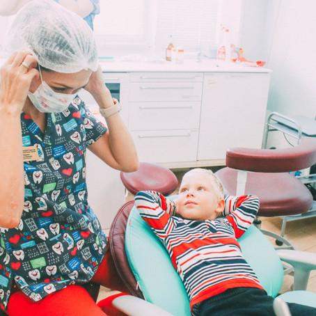 Почему портятся детские зубки?