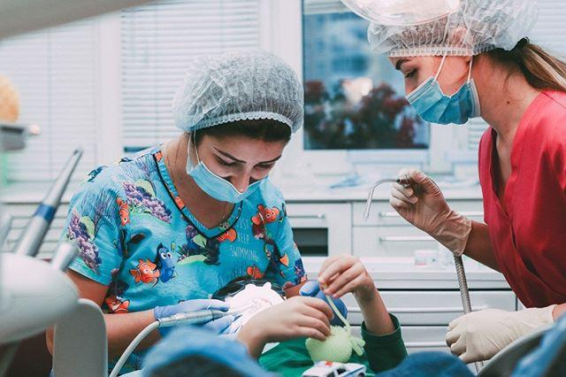 ⁉️Нужен ли стоматолог ребенку___ Зачем н