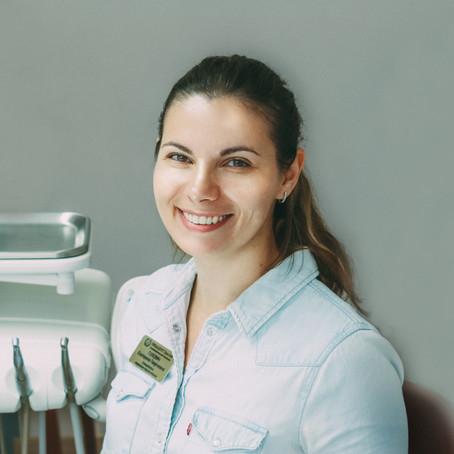 О профилактике, гигиене и чистке зубов (интервью)