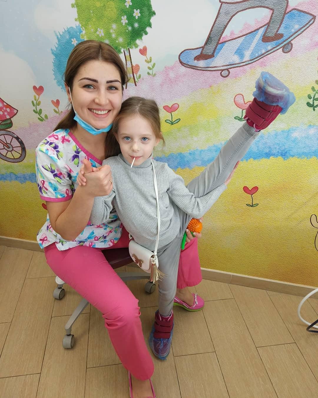 лечение детского кариеса