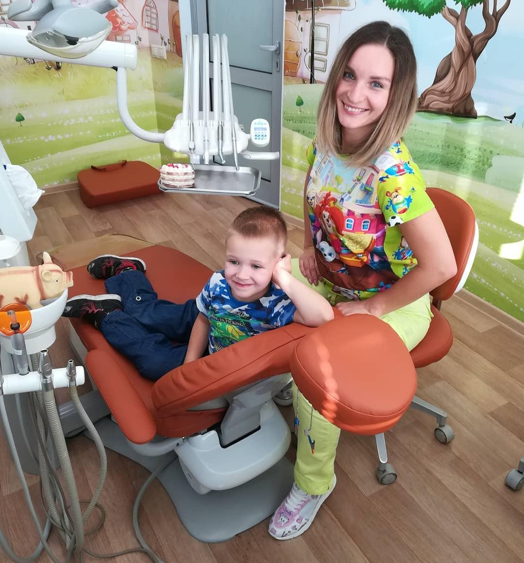детский стоматолог перелкино