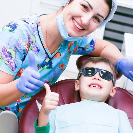 Почему важна консультация ортодонта для вашего ребёнка в возрасте 6-7 лет?