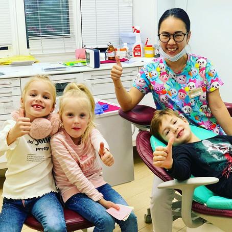 Памятка родителям и детям после посещения врача-стоматолога
