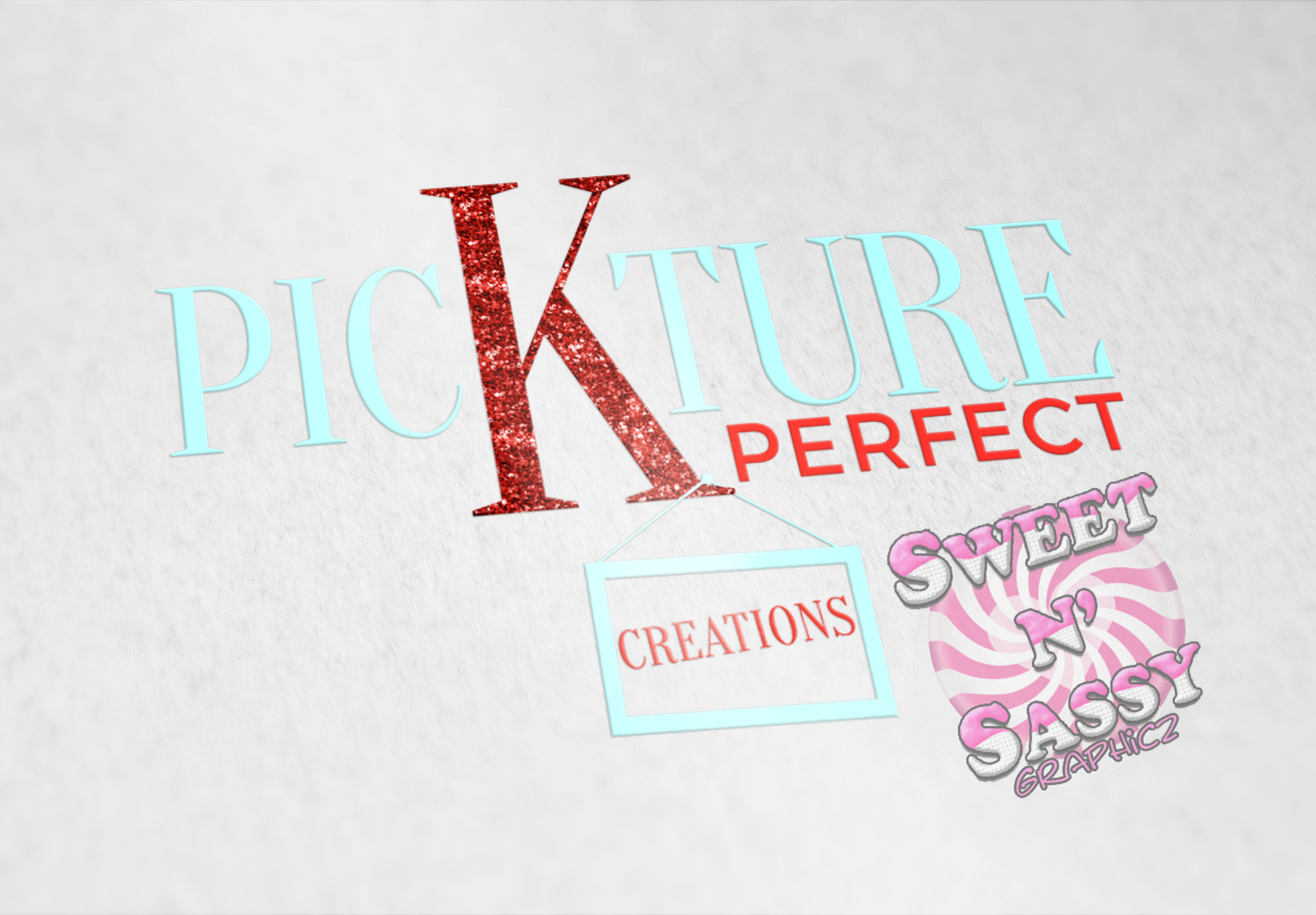PicKture Perfect Creations Logo