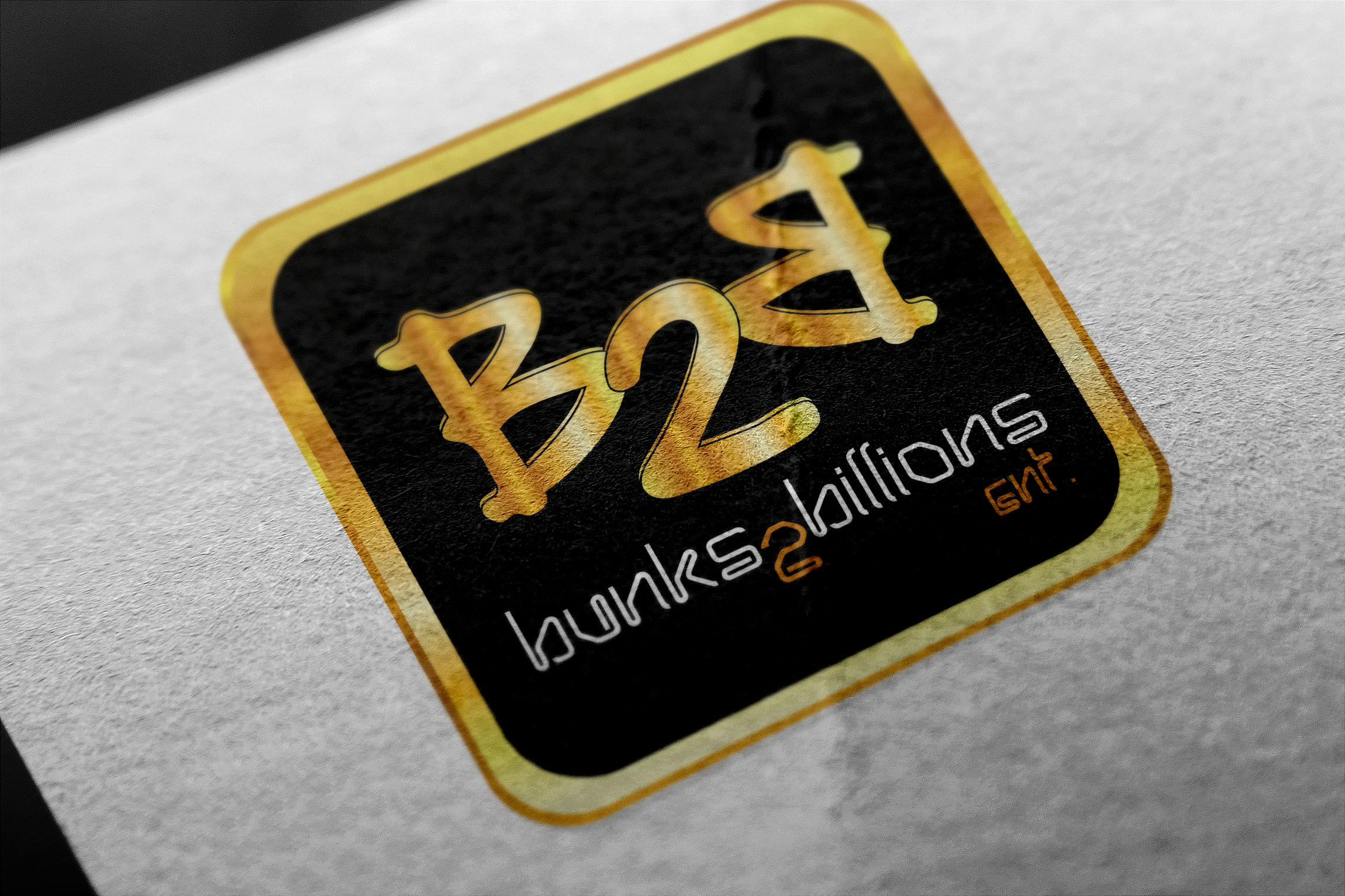 Bunks 2 Billions Logo