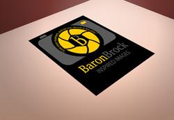 Baron Brock Inspired Images Logo