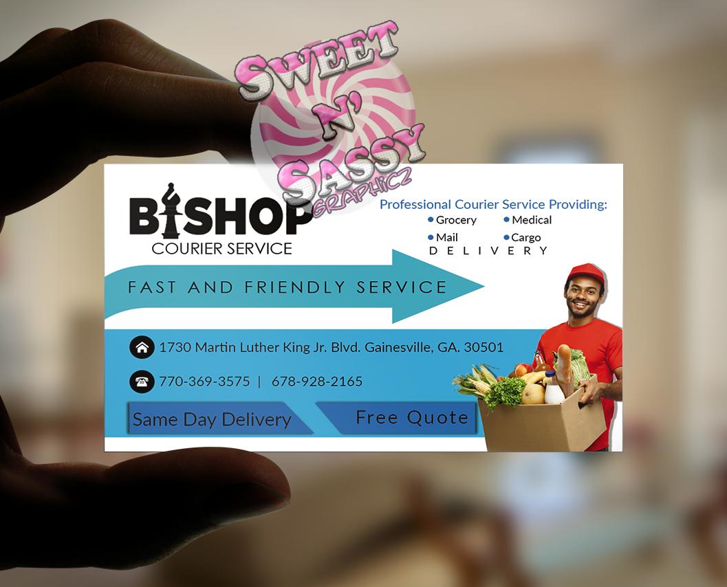 Bishop Courier Service