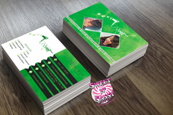 Styles By Mone't Business Cards