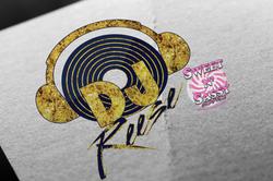DJ Reese Logo
