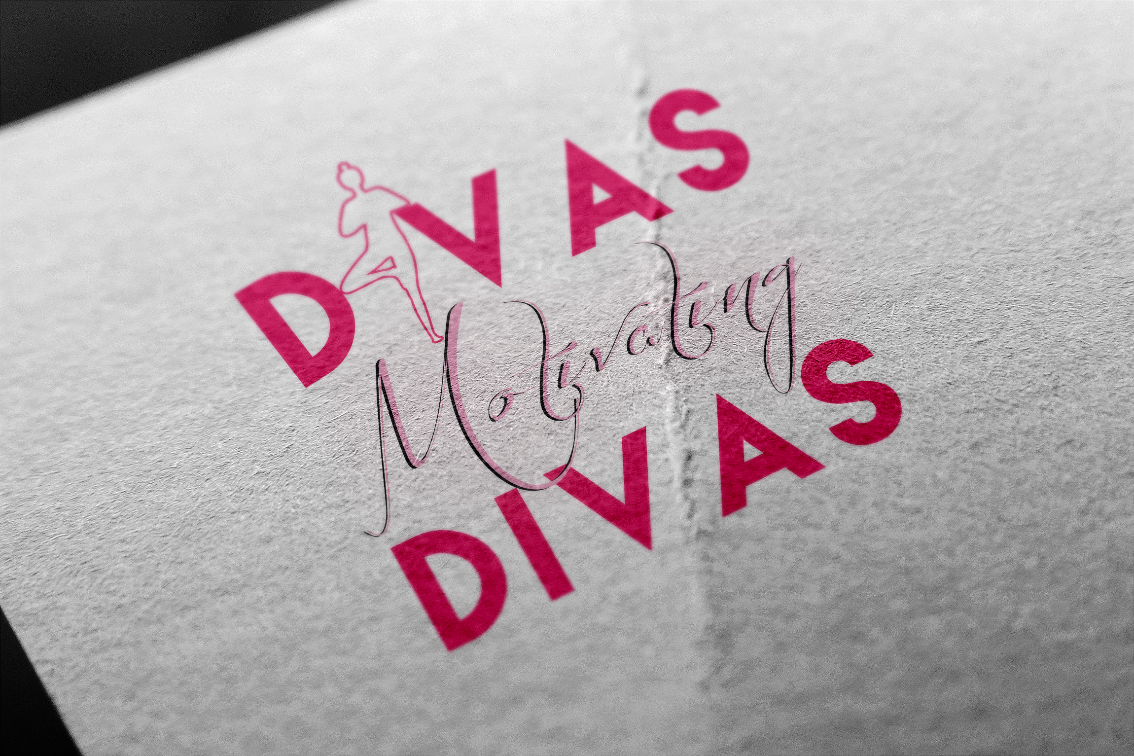 Divas Motivating Divas Logo