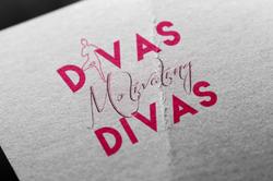 Divas Motivating Divas Logo