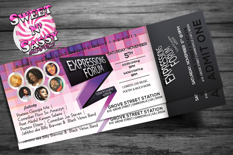 Forum Event Tickets