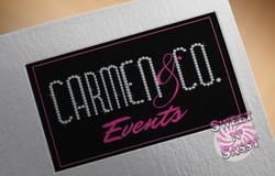 Carmen & Co. Events Logo