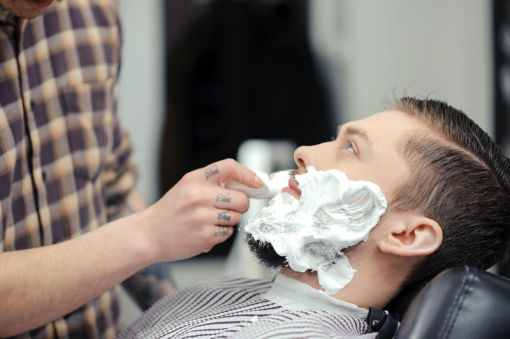 Rasage Complet de la Barbe 17€