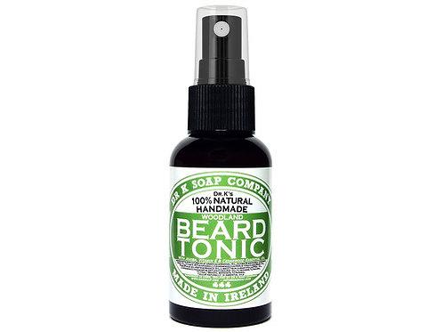 Barbe Tonic Woodland 100% Naturel