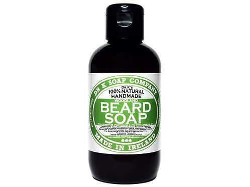 Savon à barbe Woodland 100% Naturel
