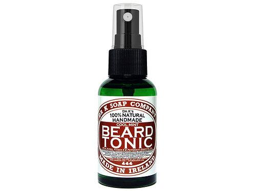 Beard Tonic Cool Mint 100% Naturel