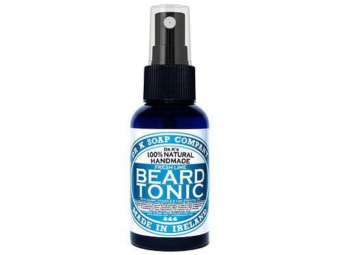 Barbe Tonic Fresh Lime 100% Naturel