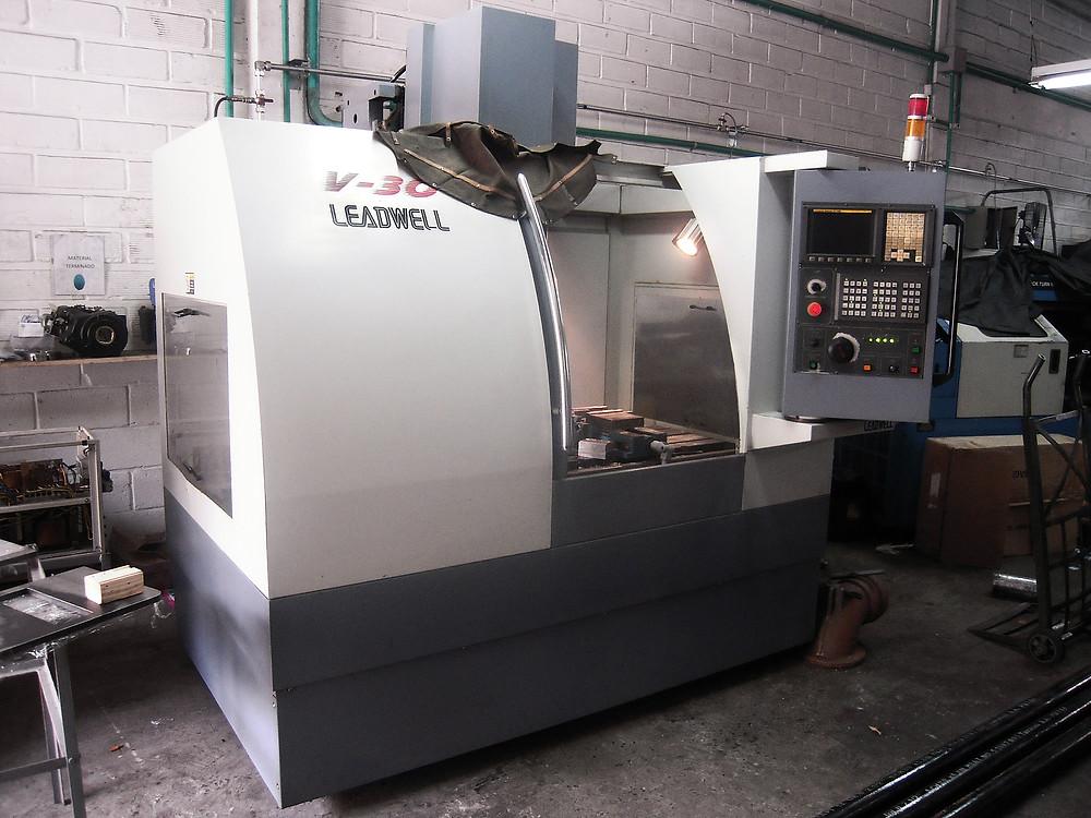 Centro de Mecanizado Leadwell V-30
