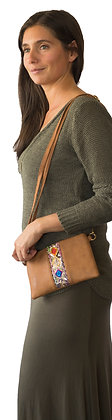 Cartera Small Taupe