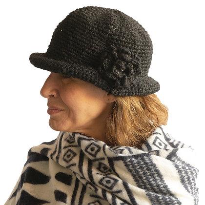 Sombrero Estilo Finlandia Negro