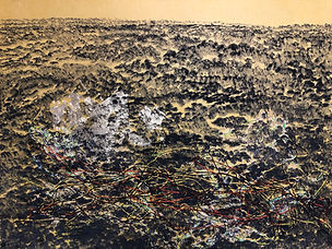 $ 7500 Untitled Mixed Mediums Artist Han