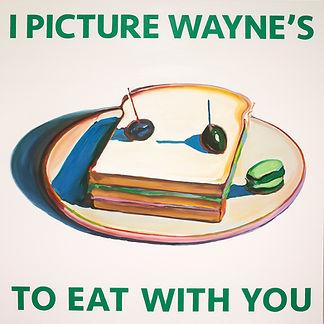 20 ID#P.19.03 I Paint Wayne's Sandwich T