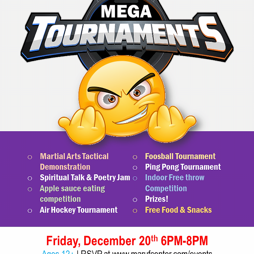 The Youth Day Mega Tournament