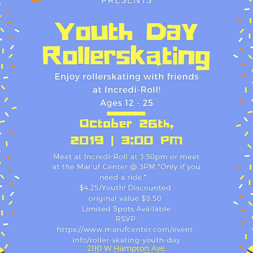 Roller Skating/ Youth Day