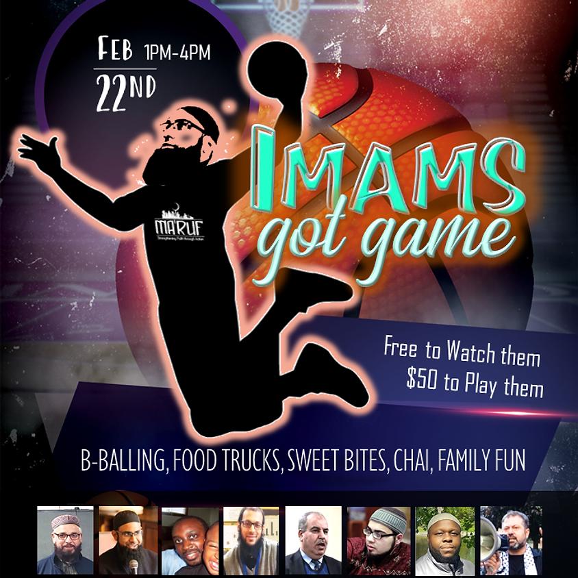 Imams Got Game