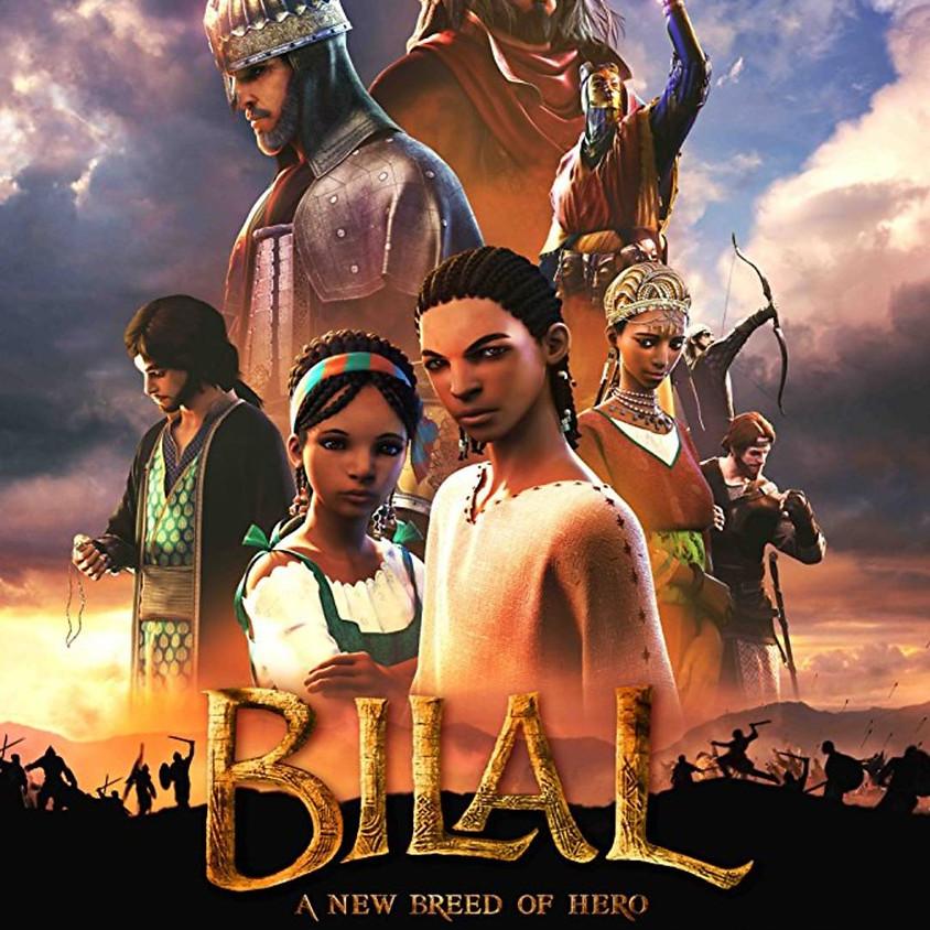"""""""Bilal: A New Breed of Hero"""" Family Movie Night"""