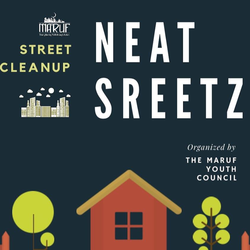 Neat Streetz Neighborhood Cleanup