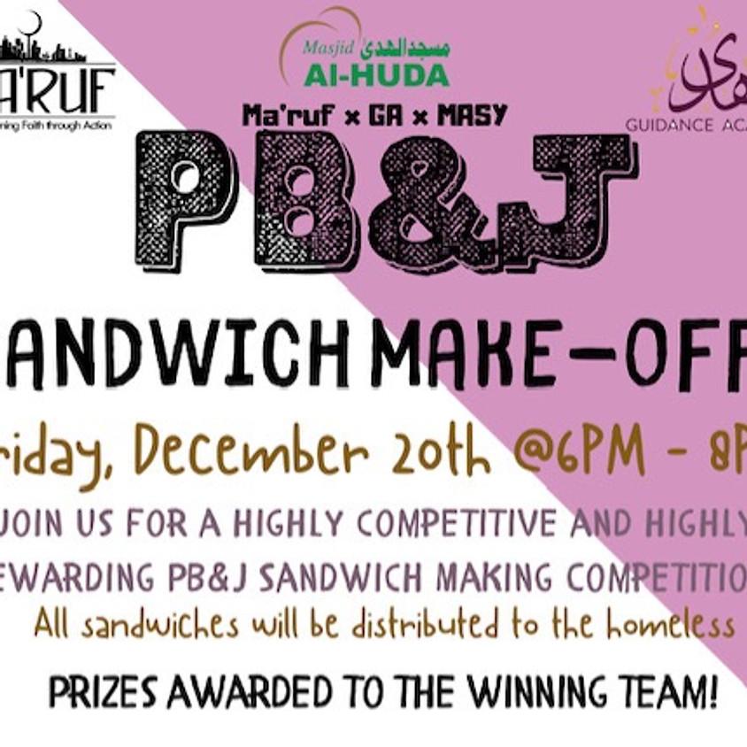 PB&J Sandwich Make-Off