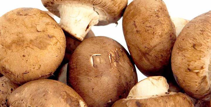 Chestnut mushrooms (500g)