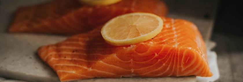 Salmon (2 portions)