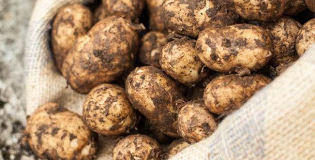 New potatoes (500g)