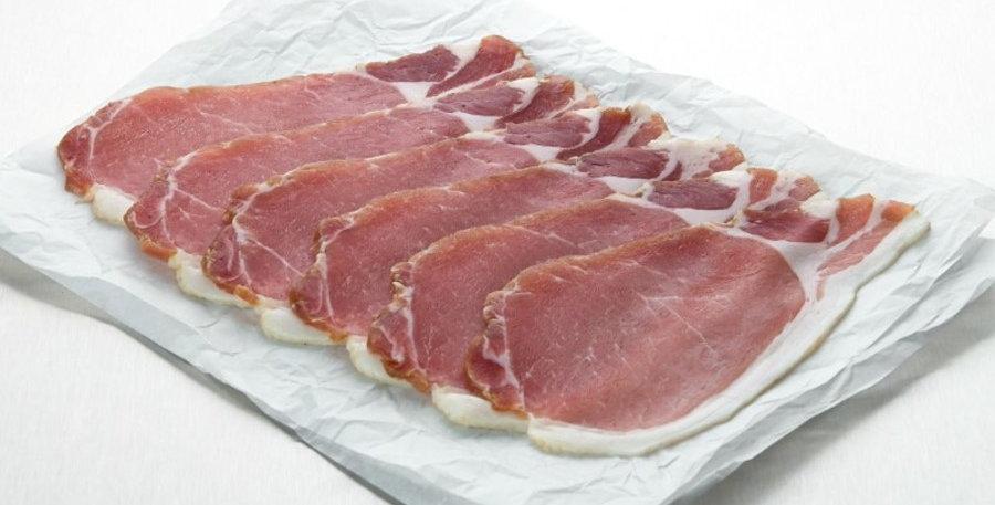 Unsmoked back bacon (8 rashers)