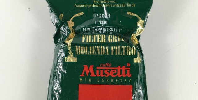 Musetti Ground Coffee