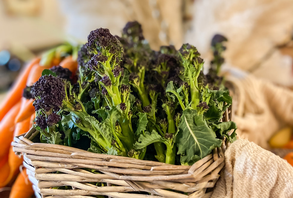 Purple Sprouting Broccoli - 250g