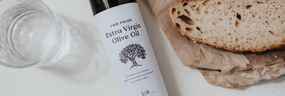 Two Fields Extra Virgin Olive Oil