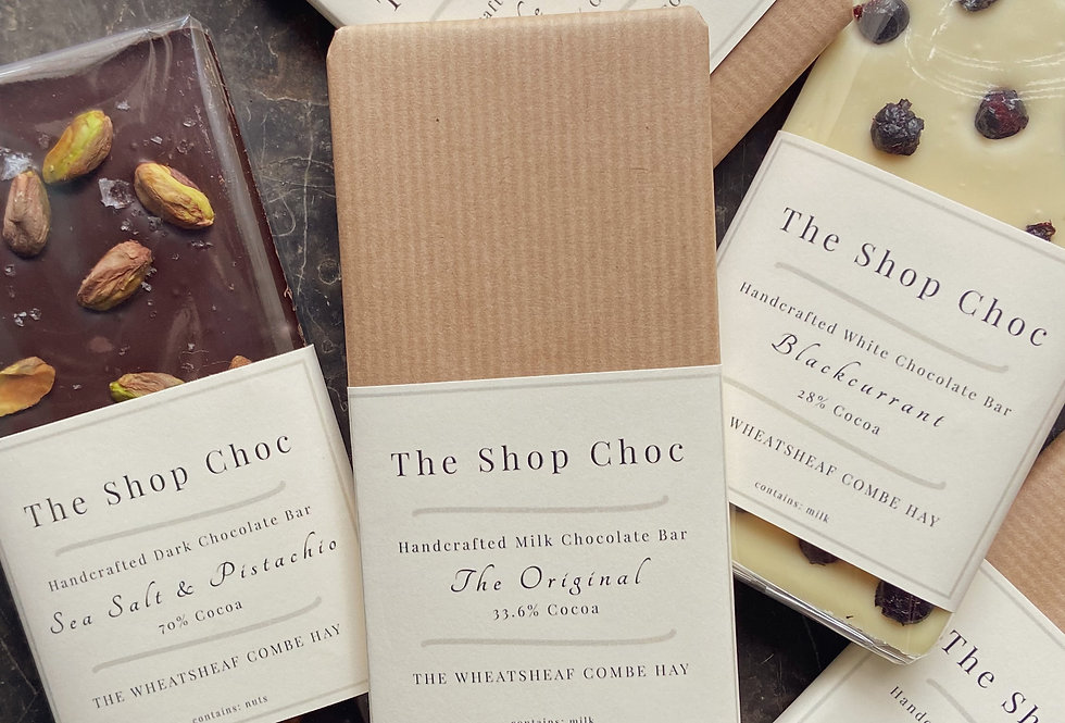 The Shop Choc Chocolate Bar