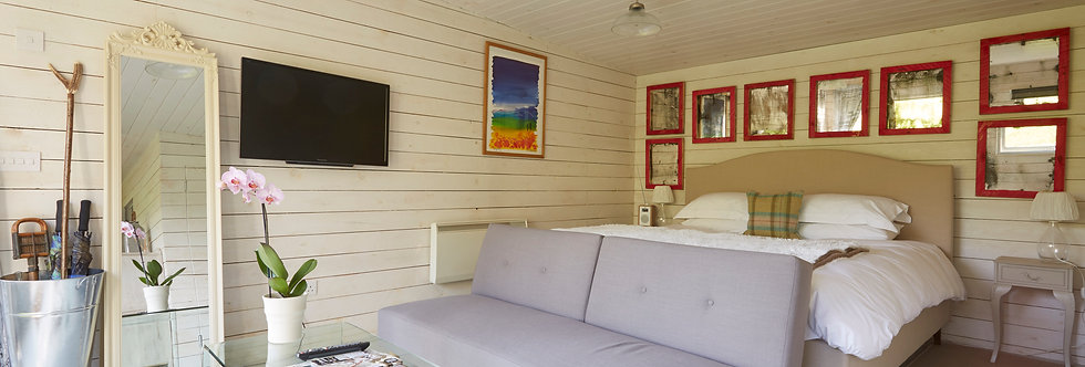 Two Night Stay Bed & Breakfast - The Wendy House - Week Night (Tues-Thurs)